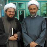 آیت الله تبریزیان و حجت الاسلام پناهیان