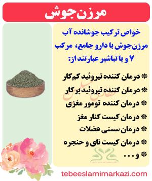 مرزنجوش (طب اسلامی-آیت الله تبریزیان) عطاری مسلمین